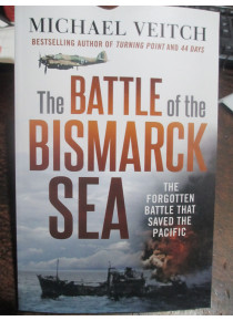 Battle of the Bismarck Sea by Michael Veitch