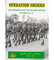 Malaya Borneo Conflict then Vietnam Digger recollections