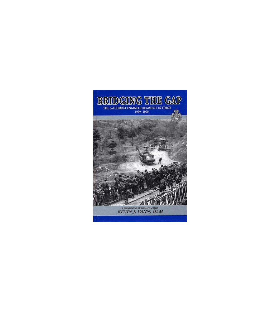 3rd Combat Engineer Regiment Interfet Timor 2000