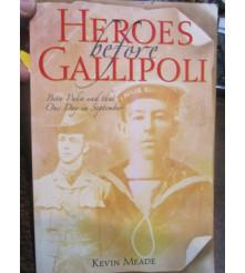 Heroes Before Gallipoli Bita Paka History Book