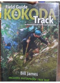 FIELD GUIDE KOKODA TRACK & LOST BATTLEFIELDS MILITARY BOOK