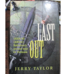 Last Out by Jerry Taylor