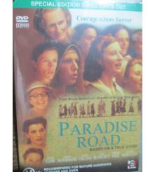 Paradise Road POW Movie DVD