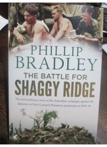 Battle of Shaggy Ridge Bradley