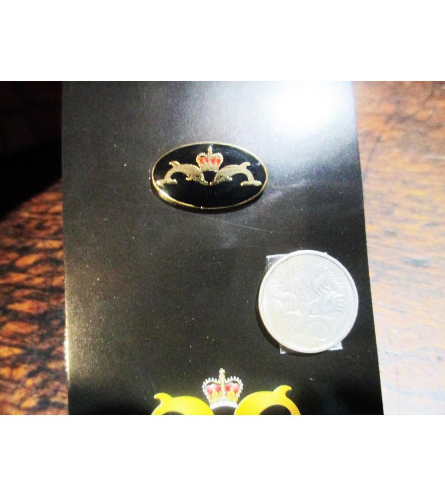 Submarines submariner lapel badge