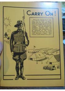 Carry On Western Australian WW1 story