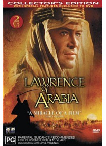 Lawrence of Arabia - Special 2 DVD Set