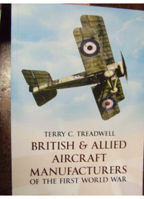 British & Allied Aircraft Manufacturers of the WWI