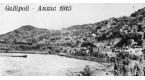 Gallipoli ANZAC 1915