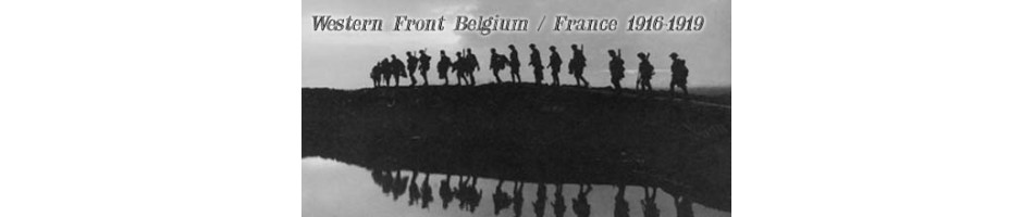 Western Front France 1916-1919