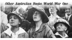 Other Australian Military Books on World War One
