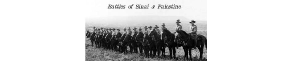 Military Books relating to the Battles Australian Light Horse & AFC