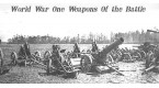 World War One  Weapons of the Battle