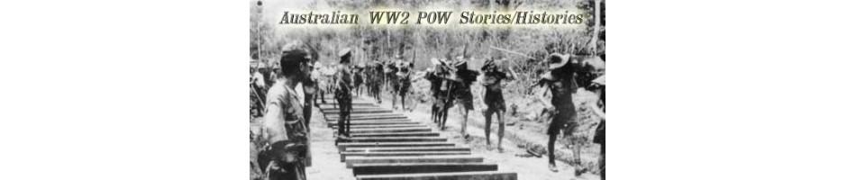 Australian POW WW2 Stories | Thai Burma Railway POW Books | The Railway Man Movie |  Australian POW Stories | MILITARY BOOKS