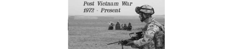 Books relating to Australian Military 1972 - Present Gulf War East Timor Afganistan Iraq