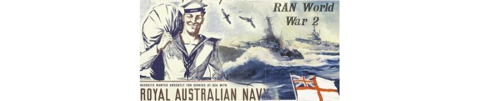 RAN Australian MILITARY BOOKS about the Royal Australian Navy