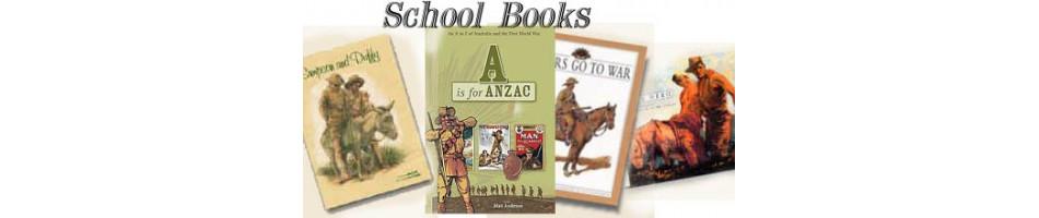 Childrens School Anzac Day MILITARY BOOKS