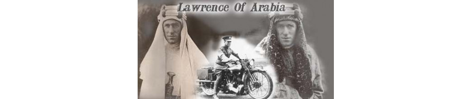 Lawrence of Arabia Military Books