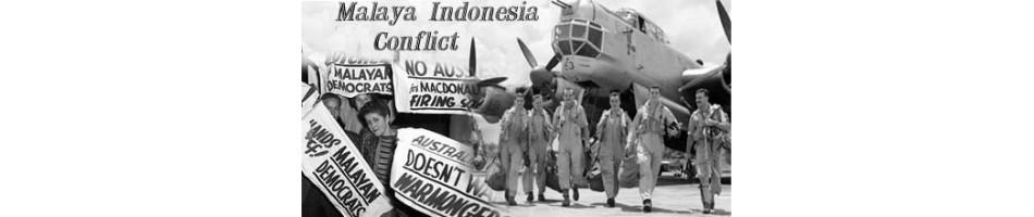 Malayan Emergency | Indonesian Confrontation | Australian Military Books