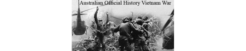 Australia's Official History Vietnam War