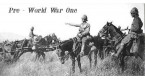 PRE WORLD WAR 1