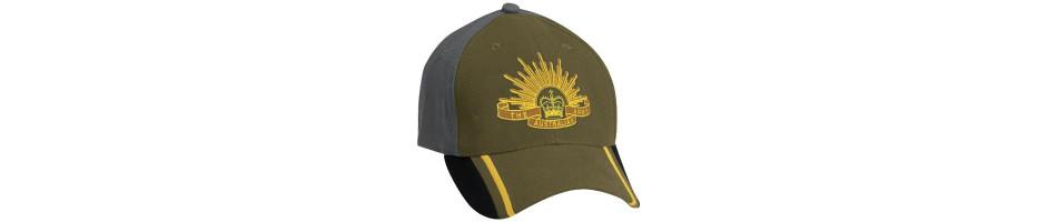 Australian Army Air Force Navy Caps Hats Headwear