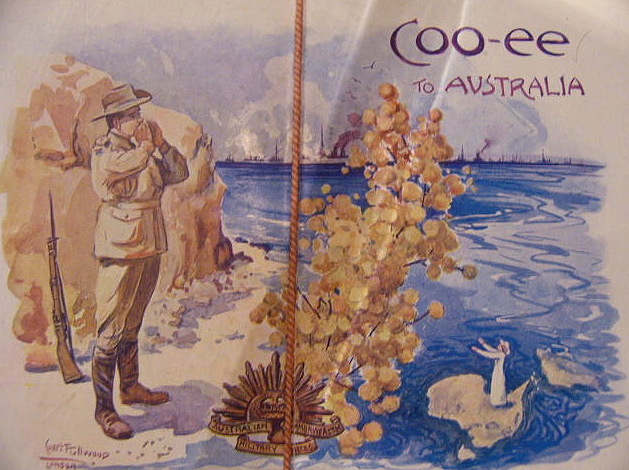 Australian Military Books