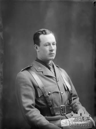 Harold Wanliss fell at Battle Polygon Wood 1917