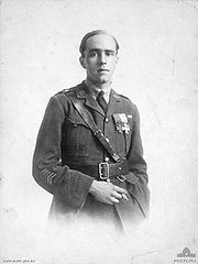 Picture of J. Maxwell VC Australian WW1 Hero
