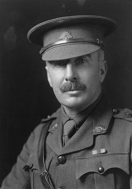 5th Battalion Commander David Wanliss